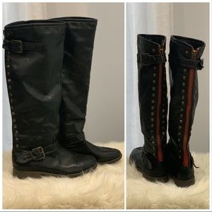 Rouge Helium the Montage black boots size 6